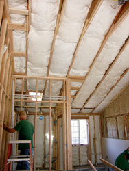 attic insulation Carterville