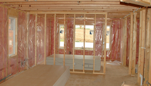 Commercial Wall Insulation