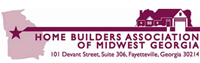 Home Builders Association of Midwest Georgia Logo
