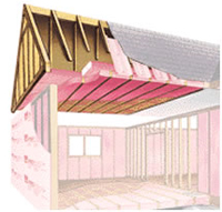 Home Roofing Insulation