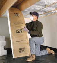 Johns Manville Insulation for Homes in Atlanta, Smyrna, Marietta, Duluth, and More Georgia Communities