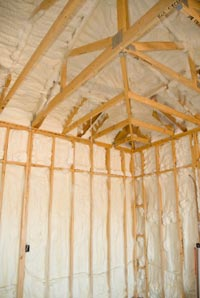 Residential Spray Foam Insulation for Homes in Atlanta, Marietta, Kennesaw, and Other Communities Throughout Georgia from Arango