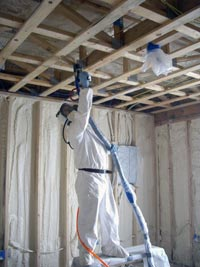 Spray Foam Attic Insulation Atlanta