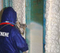 Spray Foam Insulation for Commercial Projects